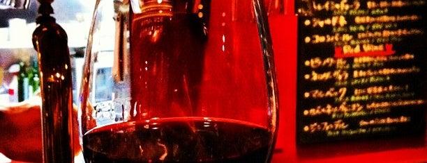 角打ちワイン 利三郎 is one of ワイン酒場.