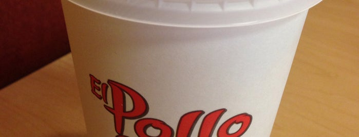 El Pollo Loco is one of californouze.
