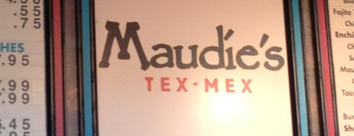 Maudie's Tex-Mex is one of Top picks for Mexican Restaurants.