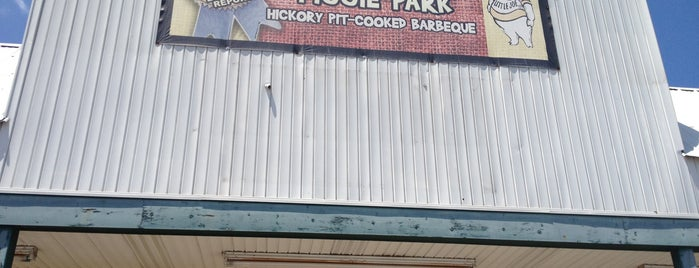 Maurice's Piggie Park BBQ is one of South Carolina Barbecue Trail - Part 1.