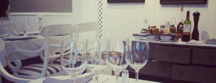 Il Salotto is one of Restaurantes Gastrofestival 2012 25€.