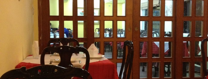 Restaurant Chinesse Dynasty is one of Lugares Conocidos Caracas.