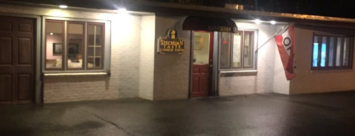 Szechuan Taste is one of Top 10 favorites places in Exeter, NH.