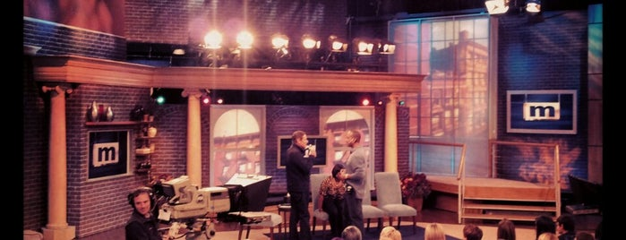 The Maury Show is one of TV Shows with Free Tickets!.