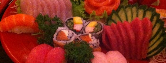 Seu Miyagi Sushi Lounge is one of Santos Japonesa.