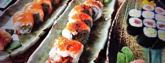 Takebayashi - Restaurant & Sushi Bar is one of Badge ¤ Bento.