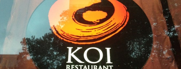Koi New York is one of FOOD!.