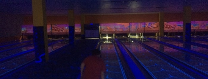 Gondolania Bowling is one of My Doha..
