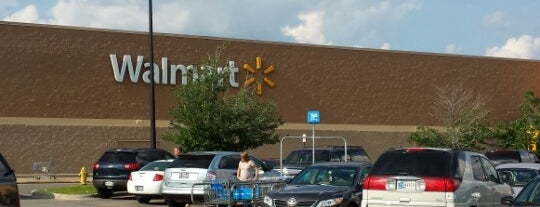 Walmart Supercenter is one of My Favorites!.