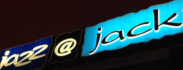 Jazz At Jacks is one of Colorado's Music Venues.