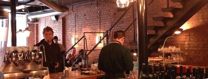Workshop Coffee Co. is one of London Breakfast.
