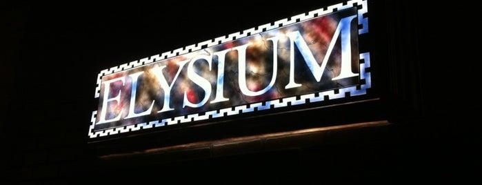 Elysium is one of SXSW 2012.