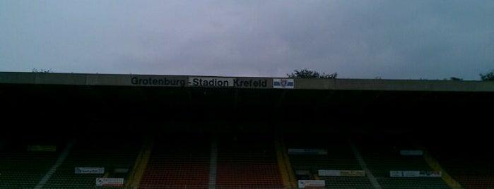 Grotenburg-Stadion is one of Stadiums.