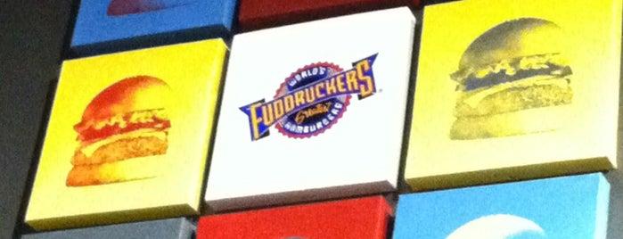 Fuddruckers is one of Favorite Food.