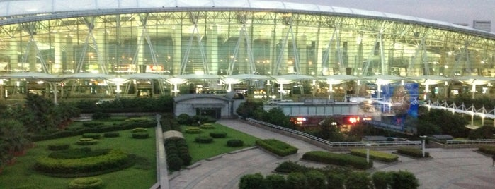 Guangzhou Baiyun International Airport (CAN) is one of Fly.