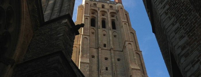 Onze-Lieve-Vrouwekerk is one of 1,000 Places to See Before You Die - Part 2.