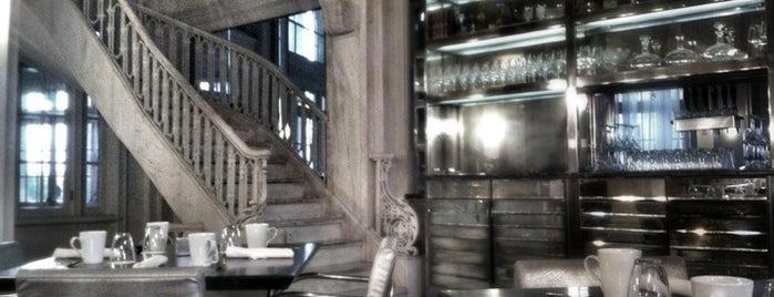 Livingston Restaurant+Bar is one of To Do Restaurants.