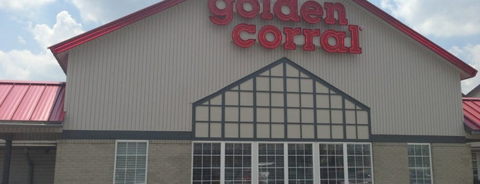 Golden Corral is one of Top picks for American Restaurants.
