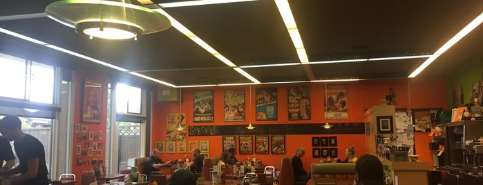 Spoon's Diner is one of YYJ Breakfast Tour.