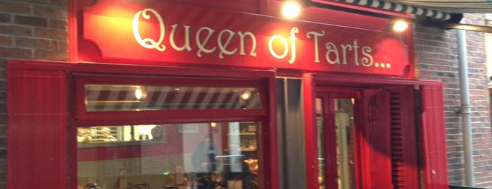 Queen of Tarts is one of Dublin.