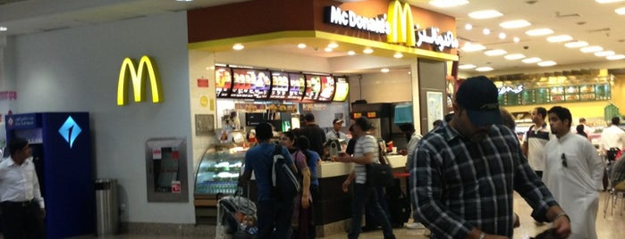 McDonald's is one of Top 10 dinner spots in Dubai, United Arab Emirates.