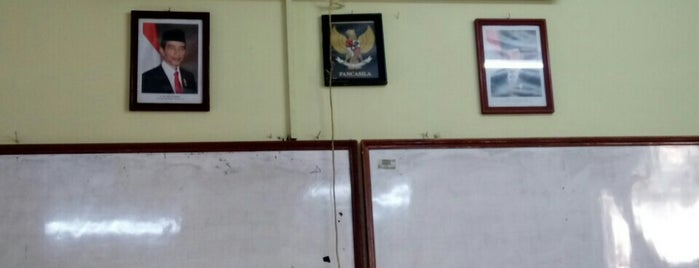 SMA Negeri 5 Bandung is one of Top 5 High School in Bandung.