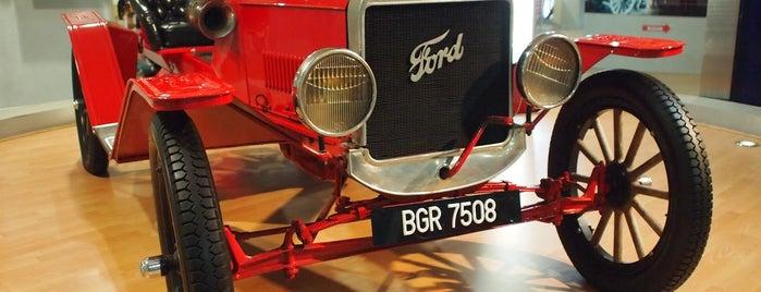 Muzium Automobil Nasional is one of Encik's Tips.