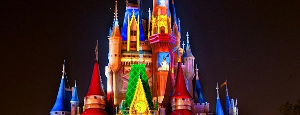 Magic Kingdom® Park is one of Disney World.