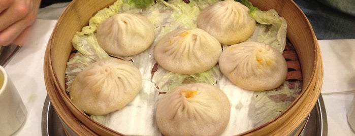 Joe's Shanghai 鹿鸣春 is one of Soup Dumplings.