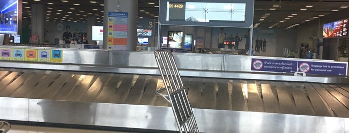 Baggage Claim 2 is one of TH-Airport-BKK-1.