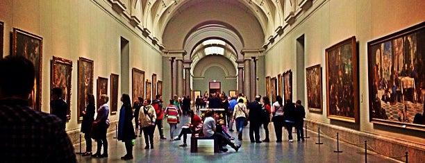 Museo Nacional del Prado is one of @ Madrid (MD, España).
