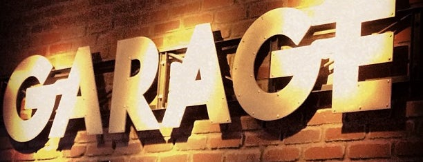 "The Garage Restaurant & Bar is one of Featured on PBS' ""Check, Please! Arizona""."