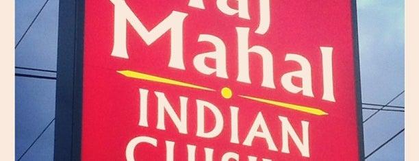 Taj Mahal Restaurant is one of Best Restaurants in the Burg.