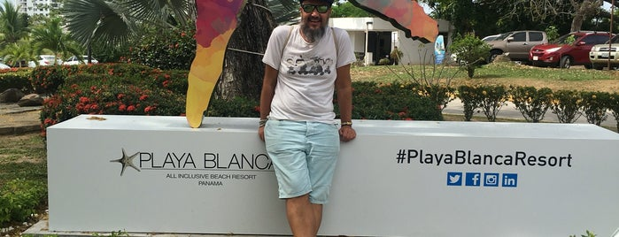 Playa Blanca Hotel is one of Best Places in Panama.