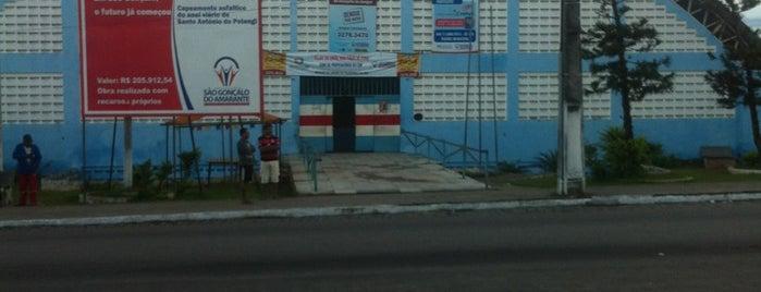 Ginásio Poliesportivo Sao Gonçalo do Amarante is one of Lugares por onde andei..