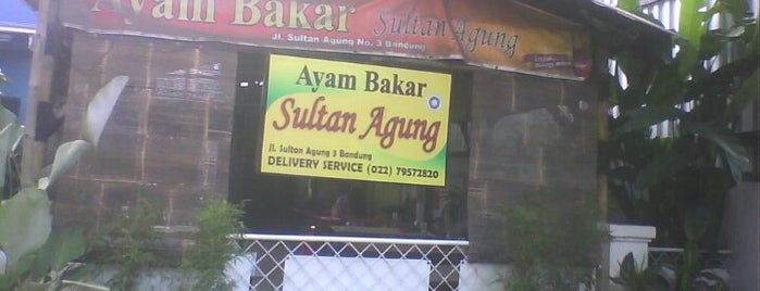 Ayam Bakar Sultan Agung is one of Food Spots @Bandung.