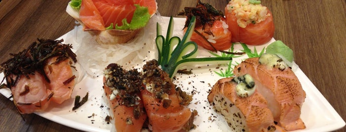 Sushi Seninha is one of Top picks for Sushi in Porto Alegre.