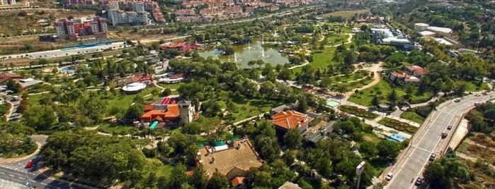 Bahçeşehir is one of BAHÇEŞEHİR.