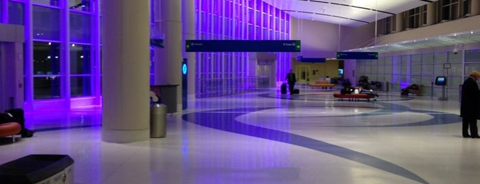 San Antonio International Airport (SAT) is one of Airports.