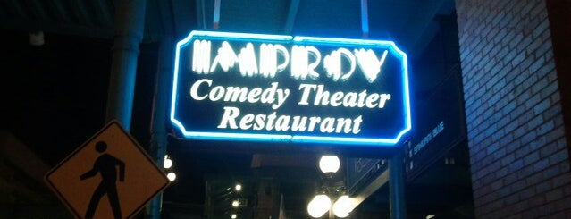 Tampa Improv is one of Princess' Tampa Hot Spots!.