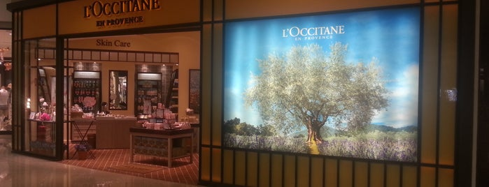 L'Occitane is one of ParkShoppingSãoCaetano.