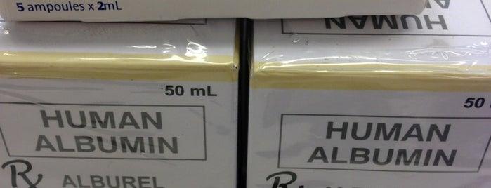 Mercury Drug is one of Guide to San Juan.
