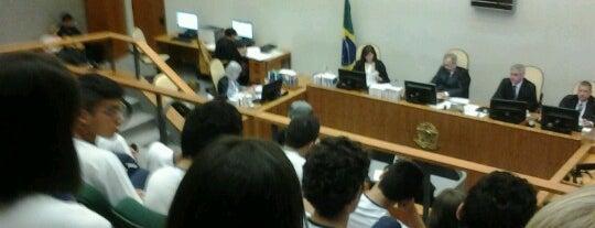 Plenário da 6ª Turma is one of Lugares....