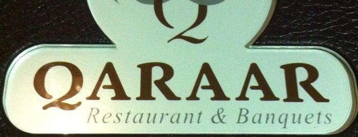 Qaraar Restaurant & Banquets is one of Restaurants You Must Visit.