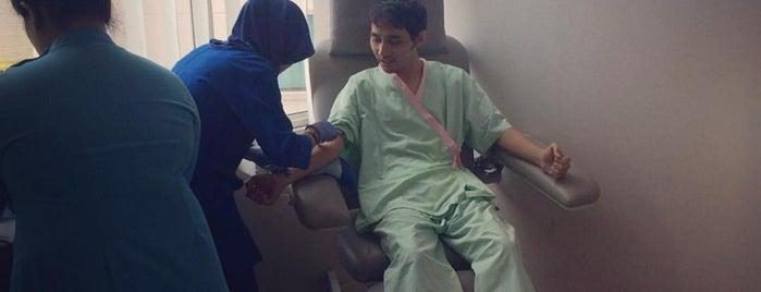 Sahid Sahirman Memorial Hospital is one of It's a Boy! & It's a Girl! Badge.