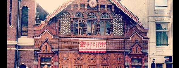 OCCII is one of The Pop-Up City Guide to Amsterdam.