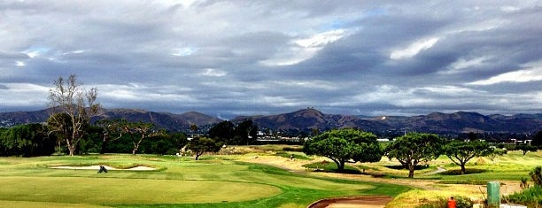 Olivas Links Golf Course is one of Ventura.