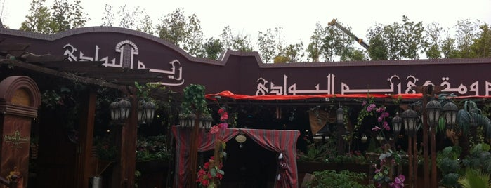 Reem al Bawadi مطعم ومقهى ريم البوادي is one of Places to go.