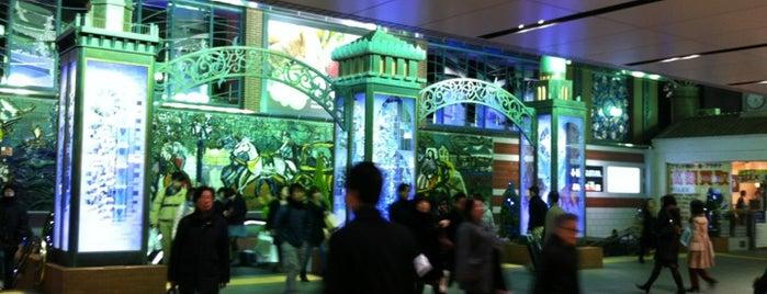 横浜駅東口地下街 ポルタ (YOKOHAMA PORTA) is one of 横浜・川崎のモール、百貨店.