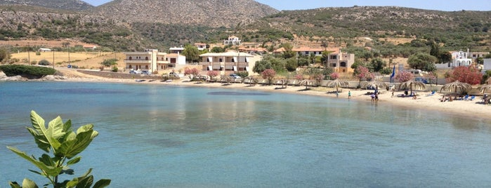Archangelos Beach is one of Must-visit Beaches in Laconia.